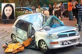 Image result for chinese lady accident