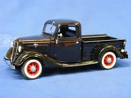 Buffalo Road Imports. 1935 Ford Pickup TRUCK PICKUP Diecast model ...