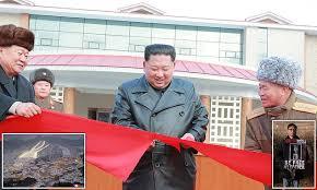 North <b>Korean</b> leader Kim Jong-Un opens <b>new</b> hot <b>spring</b> as son ...