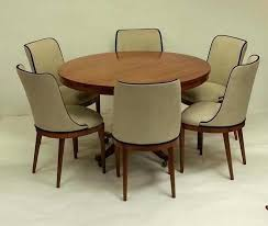 art deco dining table art dining room chairs art dining table and six chairs