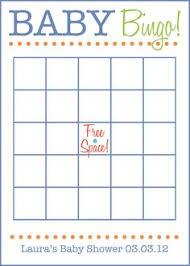 Baby Shower Bingo Cards Free  Baby Shower IdeasBaby Shower Bingo Cards Printable