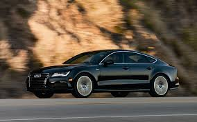 black audi. free car wallpaper black audi a7 cars