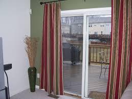 sliding glass door curtains home depot also sliding glass door curtains for kitchen