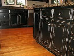 dark painted cabinets square stained wooden dresser painting kitchen cabinets black modern design smooth painted warm
