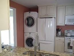 full size stacked washer dryer. Interesting Size Fullsize Stackable Washerdryer And French Door LG Refrigerator With  Icemaker And Full Size Stacked Washer Dryer D