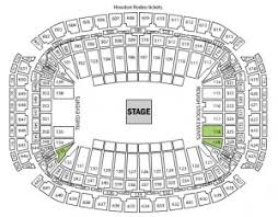 Houston Rodeo Seating Chart 2017 Houston Rodeo Tickets 2018