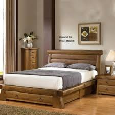 wooden furniture bed design. Bed Code- BD-94. Wooden Furniture Design