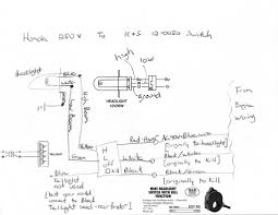 how to wiring a headlight switch w diagram crf250x thumpertalk 250x2004wiringlightsdiagram jpg