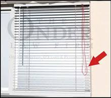Window Safety  Aurora Military HousingWindow Blind Cords