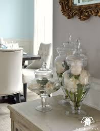 Apothecary Jars Decorating Ideas Roses in Apothecary Jars Pinteres 32