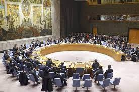 بدء جلسة مجلس الأمن بخصوص أزمة سد النهضة
