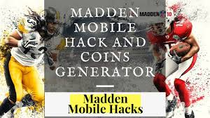 Madden Mobile Hack and Coins Generator | Free Madden Mobile Cheats