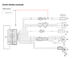 instructions connecting yamaha wr250 wiring diagram engine hour meter