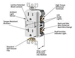 expert gfci outlet wiring diagram leviton gfci wiring diagram leviton 20 amp gfci wiring diagram at Leviton Gfci Wiring Diagram