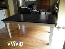 contact paper for furniture. Amazon.com: VVIVID Dark Ebony Wood Grain Faux Finish Textured Vinyl Wrap Contact Paper Film For Home Office Furniture DIY No Mess Easy To Install 0