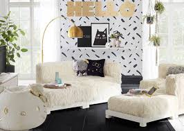 Barn Interior Design New Pottery Barn Says Hello To Hello Kitty With A Stylish New Line For