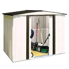 metal storage sheds home depot rubbermaid