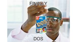 We did not find results for: Dos Memes Inspired By The Uno Card Game Sequel Stayhipp