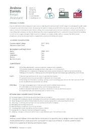 Writing A Resume With No Work Experience Sample Resume For Students ...