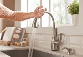 install a single handle kitchen faucet