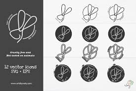 Check out our key icon svg selection for the very best in unique or custom, handmade pieces from our shops. Cruelty Free Not Tested On Animals Icon Graphic By Artsbynaty Creative Fabrica