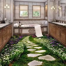 Small Picture 3D ceramic tile floor tile flowers garden 3D TILES DESIGN