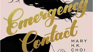 judge this book by its cover emergency contact by mary hk choi