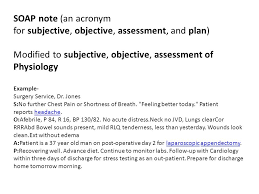 Subjective Objective Assessment Planning Note Impressive Ppt Download