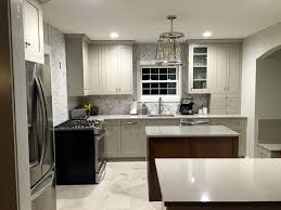 Conestoga Country Kitchens Grey Shaker Cabinets Cottage Style Kitchen Conestoga Inset Shaker
