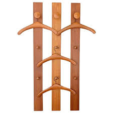 Danish Coat Rack Danish Teak Wardrobe Coat Rack and Four Organic Design Hanger Aksel 9