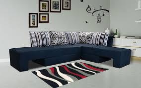 home city rome l shape sofa bed