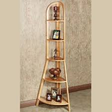 shelves solid oak shelf storage box display shelving unit kimber natural corner and ladder board units living room ideas material gallery full size cabinet