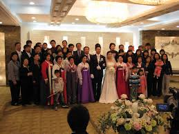 We attended our first Korean wedding on Sunday Scottie s blog   blogger