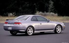 1999 Honda Prelude - Information and photos - ZombieDrive
