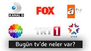19 Ağustos Pazartesi ATV, KANAL D, STAR TV, FOX TV, TRT 1 ve TV8 yayın  akışları! Tv'de bugün hangi diziler ve programlar var?
