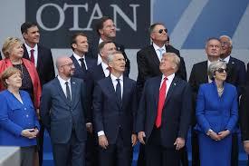 Nato summit: Angela Merkel hits back at Donald Trump after Russia jibe |  News