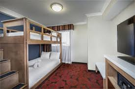 Desert Palms Hotel U0026 Suites: 1 Bedroom Suite With Bunk Beds   Kids Room
