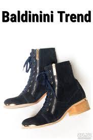 Высокие <b>ботинки Baldinini Trend</b> — купить в Красноярске ...