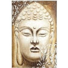 pier 1 imports buddha wall art bronze