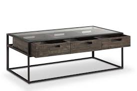 magnussen furniture t4034 claremont coffee table glass top drawers throughout magnussen coffee table