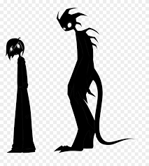 shadow boy and shadow monster by luziland2 draw a shadow monster