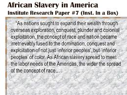 best ideas about slavery in colonial america essay essay on colonial america the rich in colonial america is nothing more than a new form of noble class and slavery moreover this research examines the