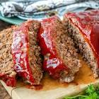 meal in one meatloaf