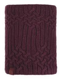 <b>Шарф BUFF Knitted&Polar</b> NECKWARMER HELLE WINE ...