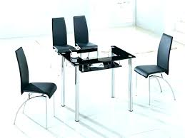 4 chair dining table set glass top and chairs in india
