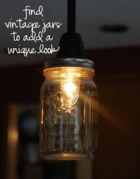 How To Make Mason Jar Lights Diy Pendant Light Fixtures From Upcycled Items