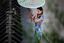 撑起一把花伞,走进自然的烟雨小巷 - sharon - sharon