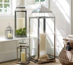 Malta Lantern Silver Pottery Barn Au