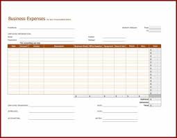 Sample Business Expense Report and Helloalive Business In E ...