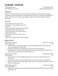 Retail Associate Cover Letter Resume Examples Retail Sales Associate Cover Letter Spacesheep Co